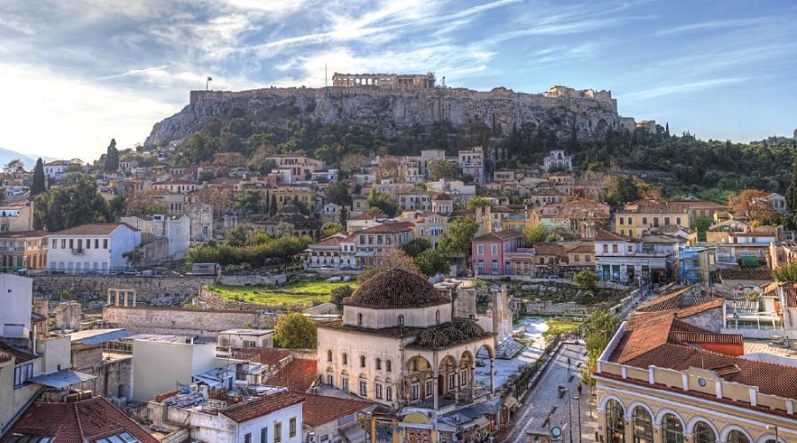 Giorno 2 - Atene, Capo Sounio (opzionale nel pomeriggio)