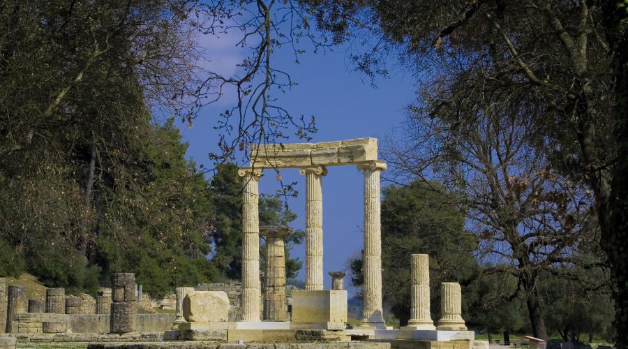 Giorno 4 - Martedì - Olympia - Delfi (Arachova)