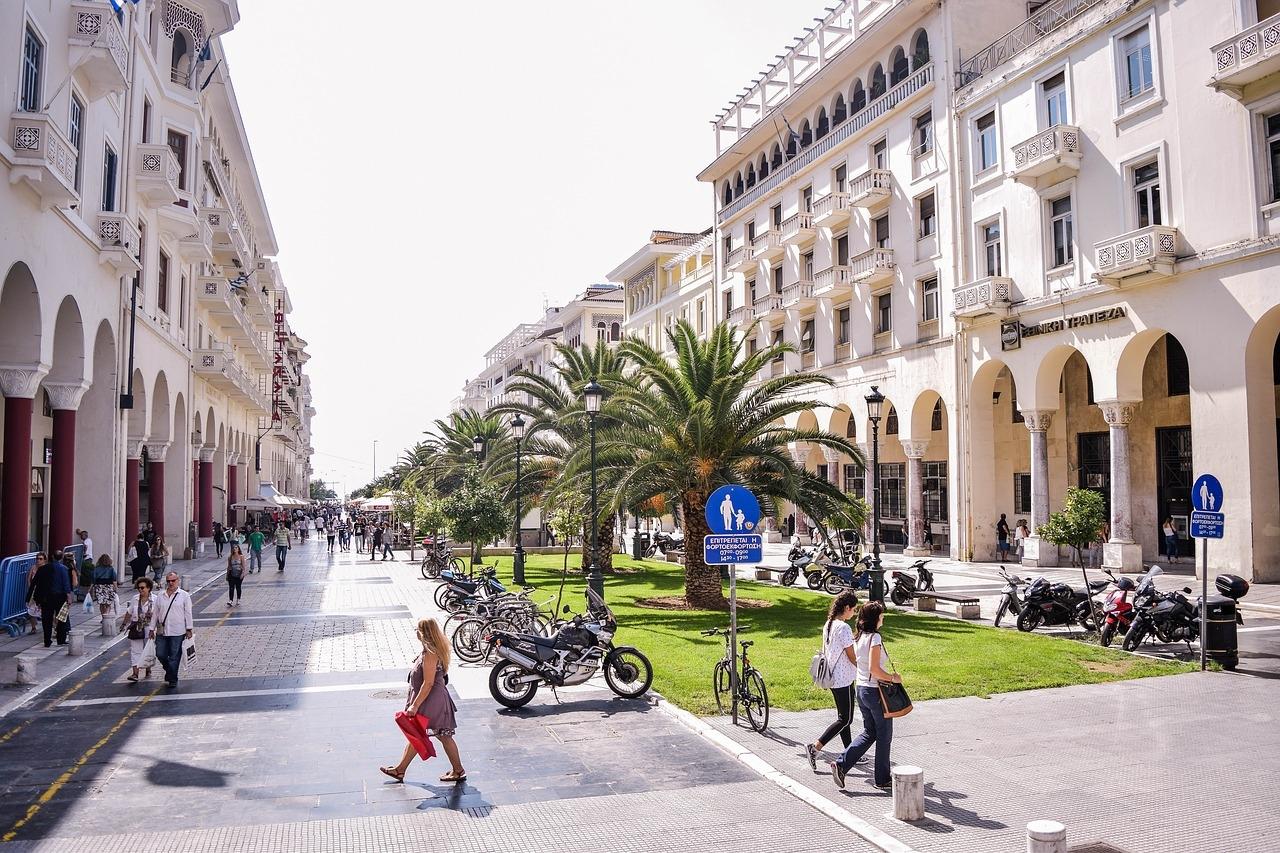 Giorno 6 - Salonicco - giornata libera a disposizione
