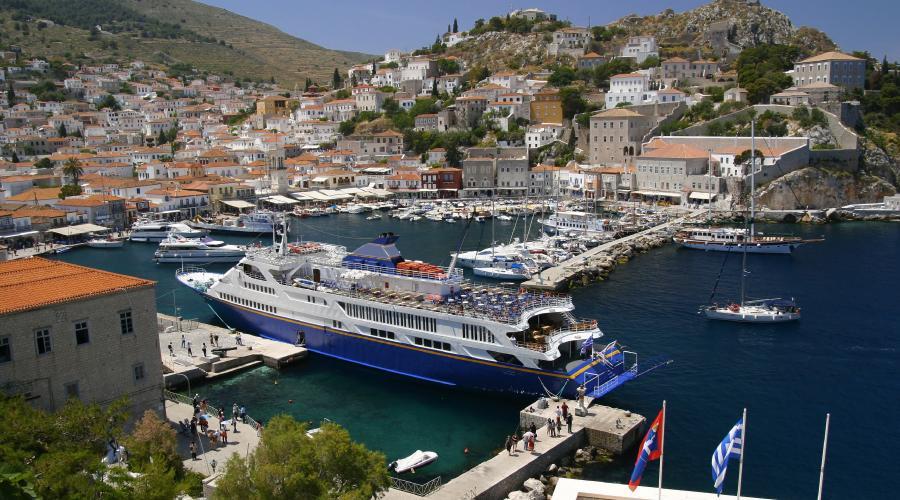Giorno 7 - Mini Crociera Golfo Saronico (opzionale)