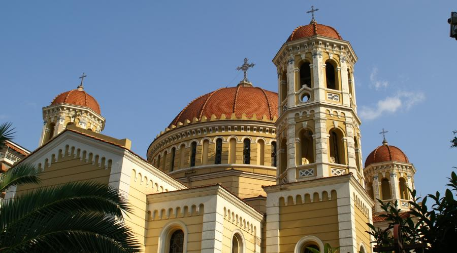 Giorno 1 - Salonicco