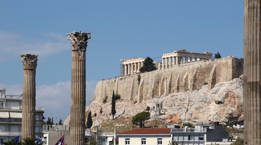 Giorno 2 - Atene - Visita guidata della città, Capo Sounio (opzionale nel pomeriggio)