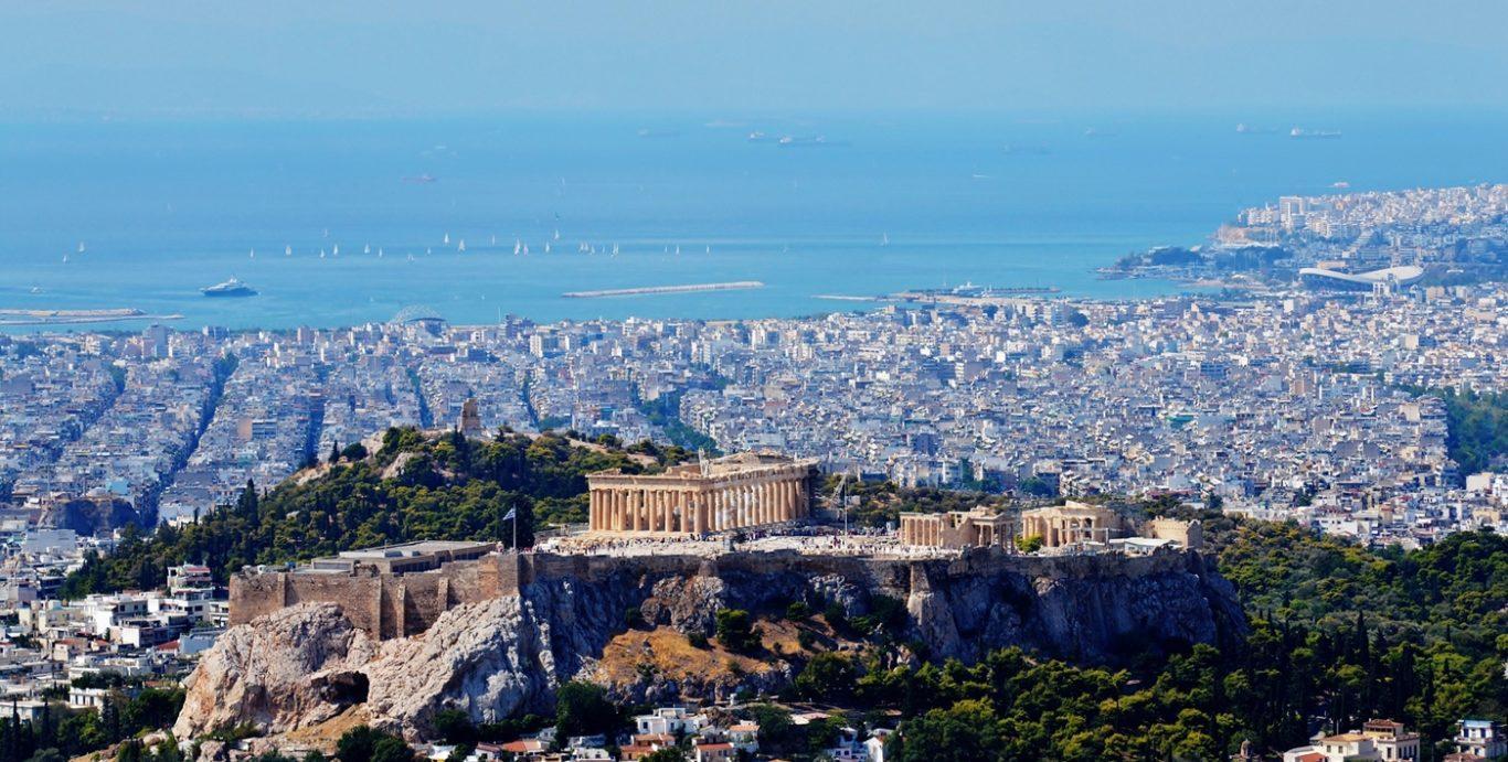 Giorno 1 - Atene - arrivo ad Atene