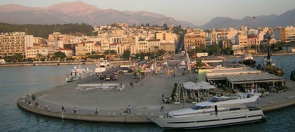 Giorno 8 - Patrasso - partenza per l'Italia