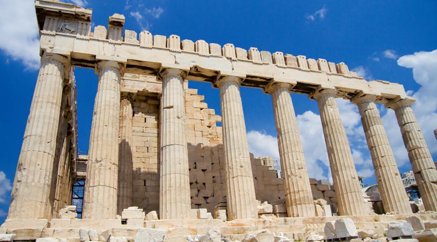 Grecia Classica e Nord della Grecia con Monasteri delle Meteore e guida in Italiano