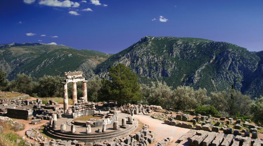 Grecia Classica e Mystras in 4 giorni con guida in Italiano