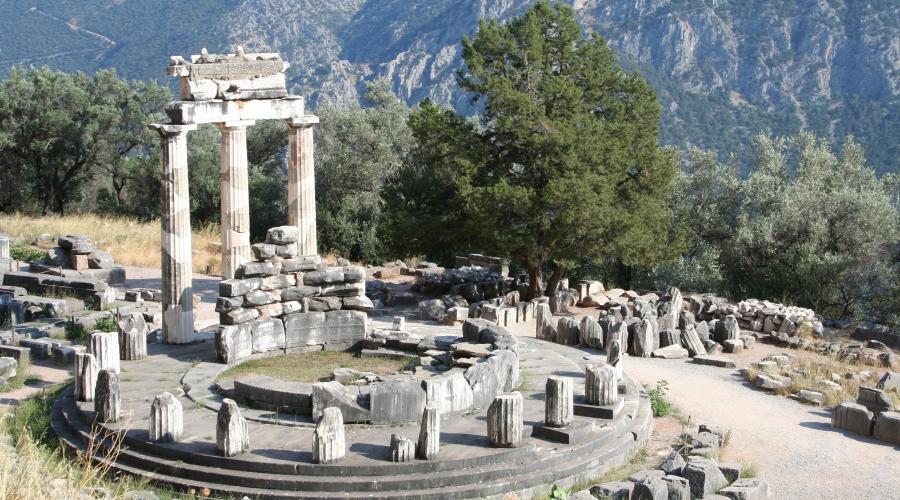 Grecia Classica Monasteri delle Meteore e Mystras in 5 giorni con guida in Italiano