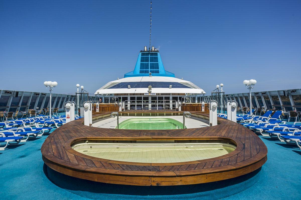 Crociera Miray Cruises 4 giorni/3 notti da Atene (Pireo)