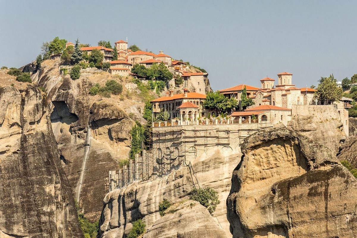Fly&Drive Grecia Classica e Monasteri delle Meteore con guida privata in Italiano