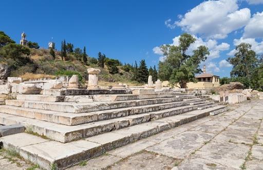 Elefsina tour privato da Atene