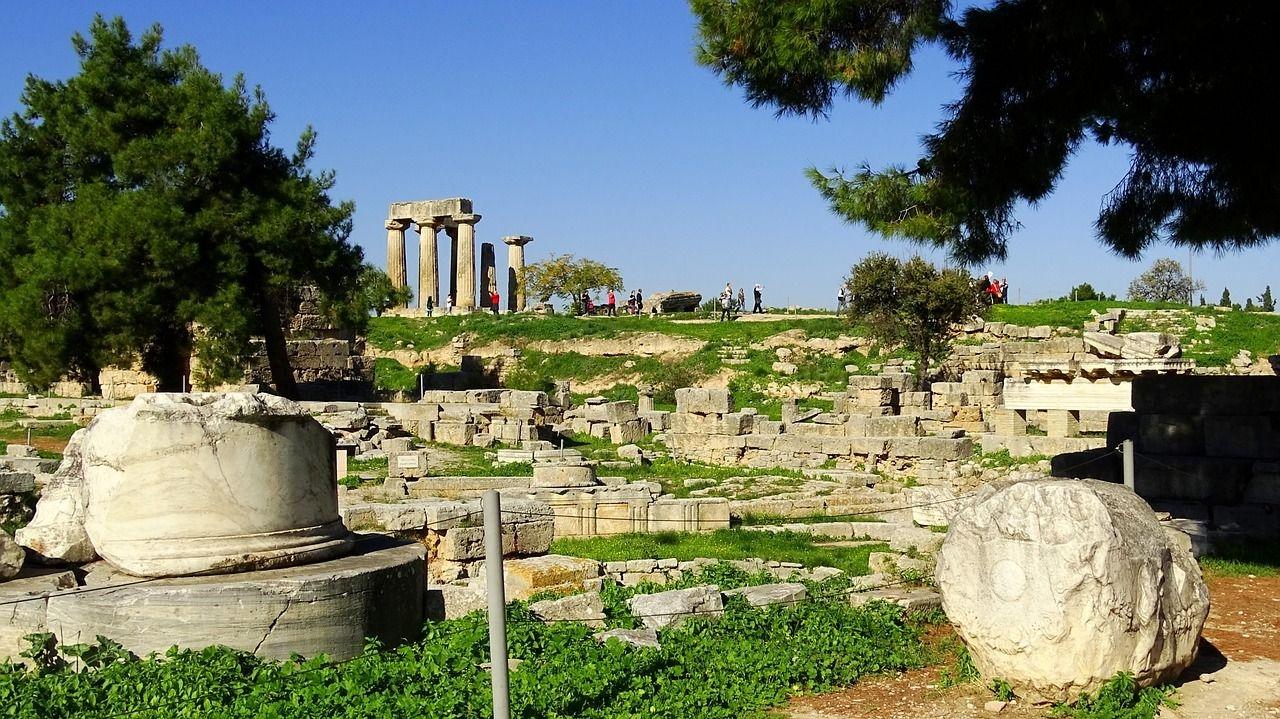 Visita privata all'Antica Corinto