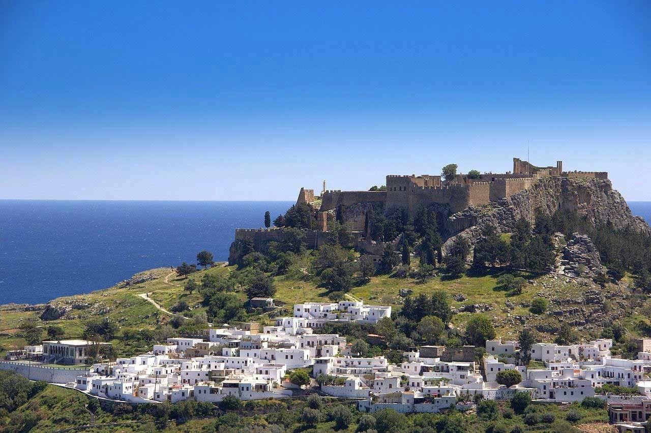 Rodi città medievale e Lindos escursione privata