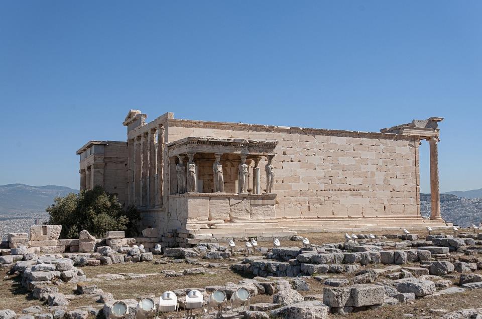 Tour privato dell'Acropoli di Atene a piedi