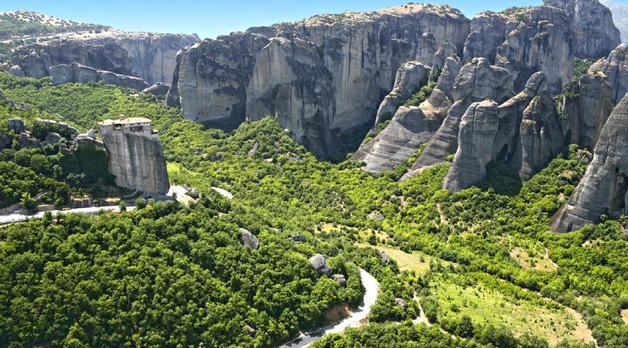 Tour Grecia Classica e Meteore 6 giorni/5 notti - Domenica-Venerdì