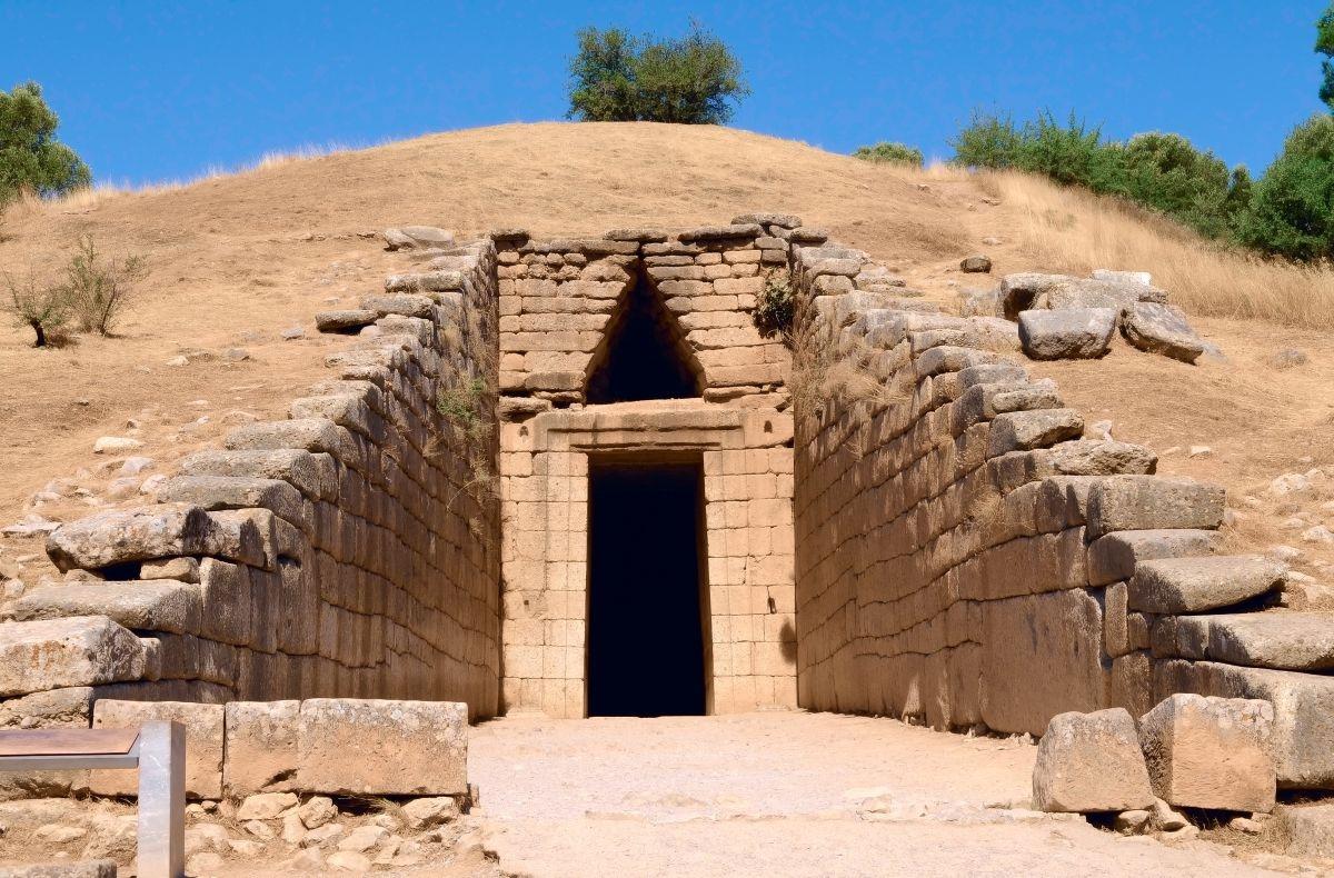 Argolide Olympia Delfi e Monasteri Meteore minitour privato da Atene