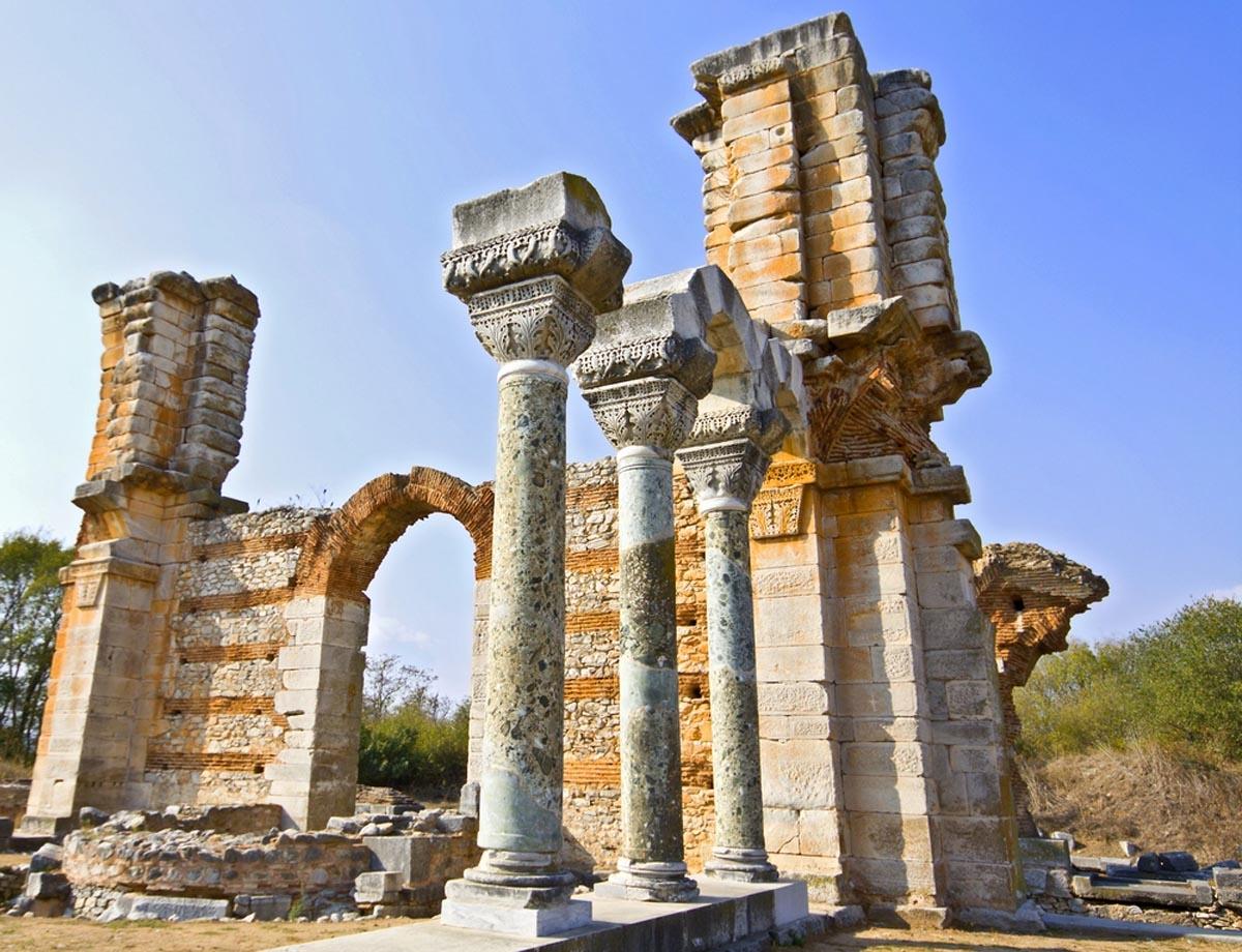 Tour Grecia del Nord con guida privata in italiano