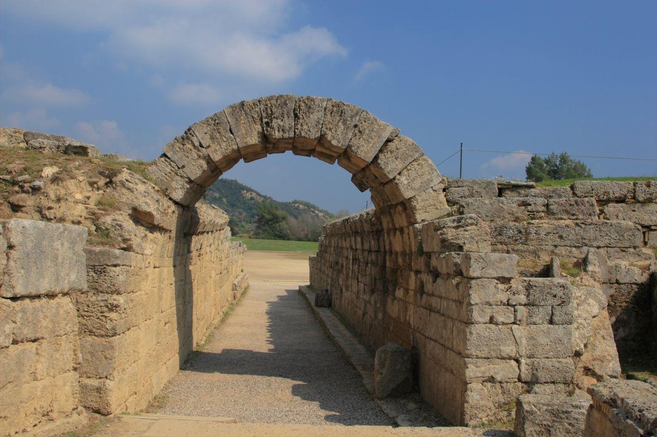 Tour privato ad Olympia da Atene