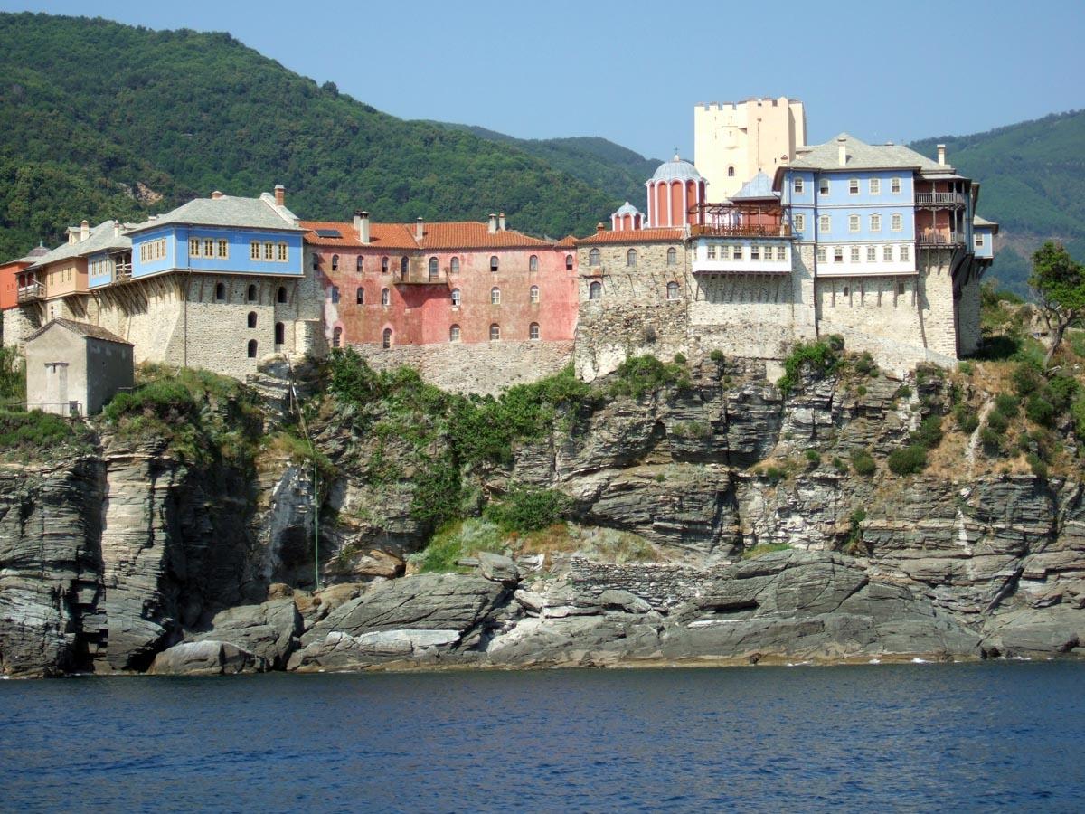 Monte Athos crociera e Calcidica escursione privata