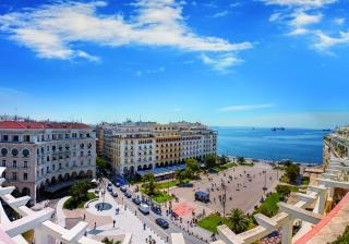 Grecia Classica e Monasteri delle Meteore con guida in Italiano da Salonicco
