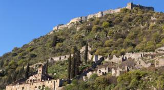 Tour Grecia Classica, Mystras e Monasteri delle Meteore con guida in Italiano