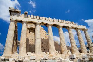 Tour Grecia Classica e Monasteri delle Meteore con guida in Italiano