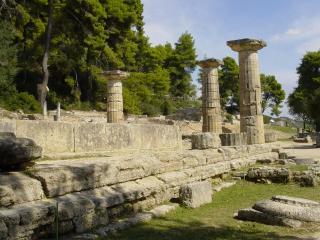 Minitour Argolide e Olympia con guida in italiano