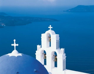 Tour privato all'Isola di Santorini - da Creta