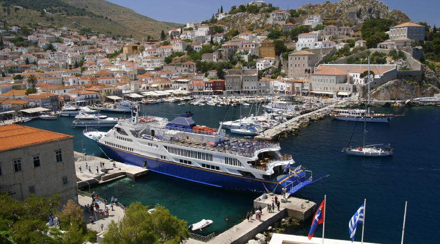 Minicrociera alle isole del Golfo Saronico