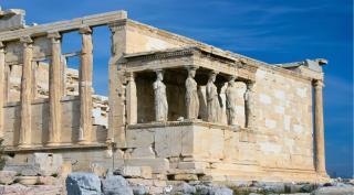 Atene mezza giornata