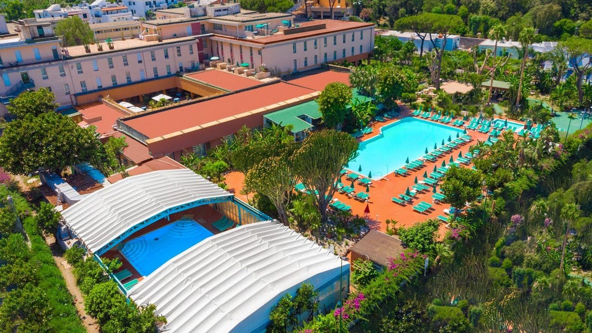 Grand Hotel Delle Terme Re Ferdinando Ischia Campania