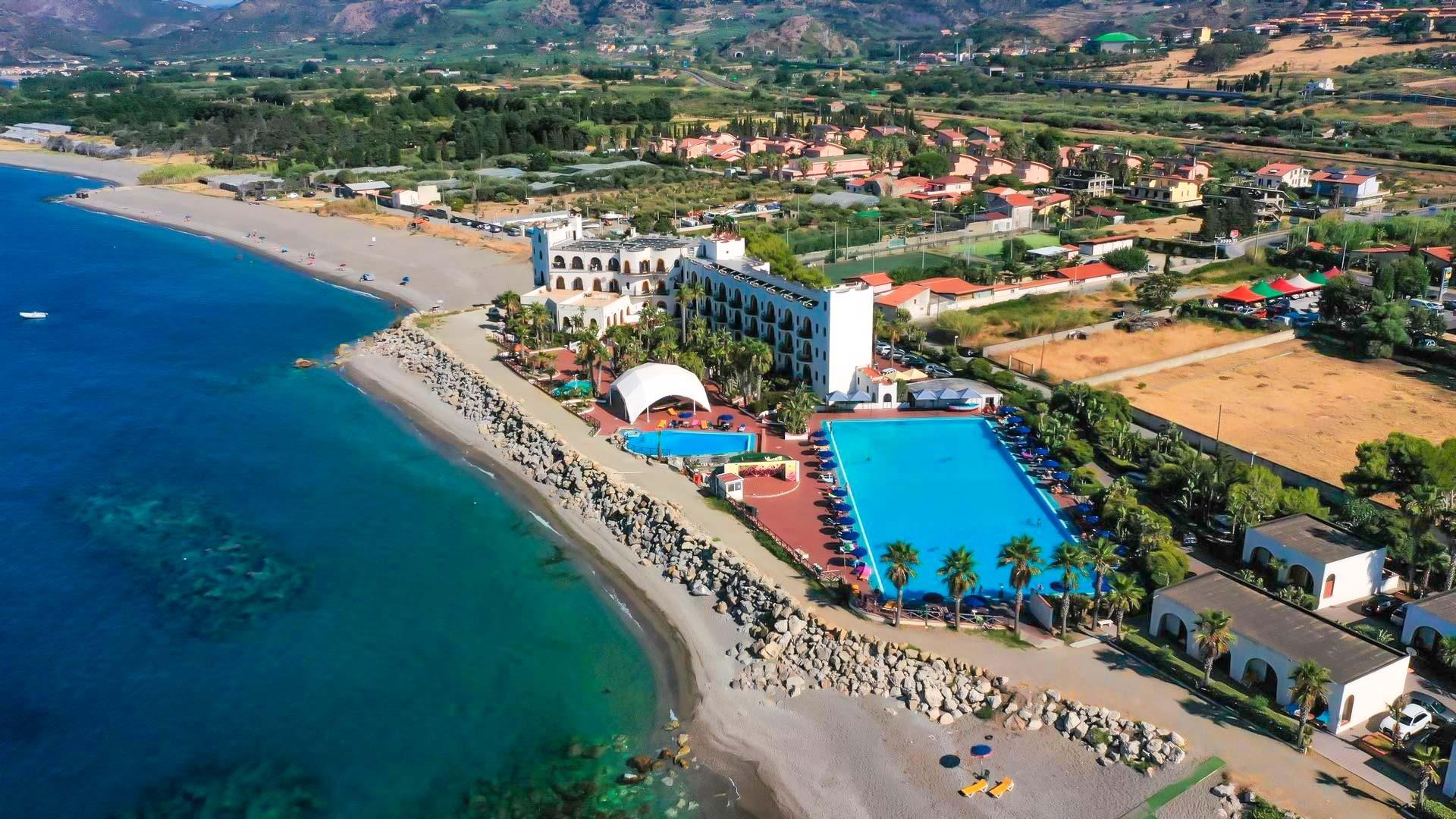 Hotel Club La Playa, Messina - Sicilia
