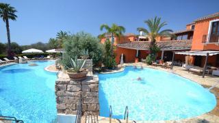 Sardegna: nave da Civitavecchia - Galanias Hotel & Retreat****
